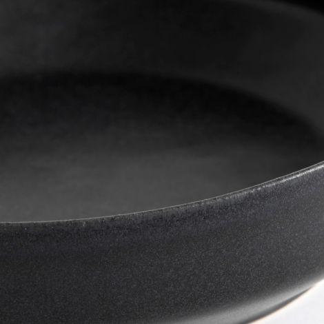 MUUBS Servierschüssel Ceto Black 22 cm