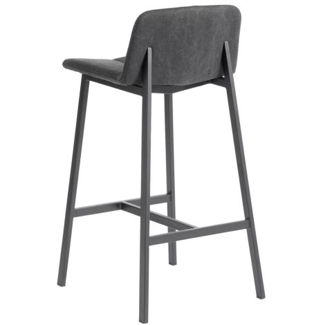 MUUBS Barhocker Chamfer Anthracite 65