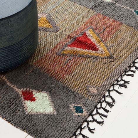 house doctor teppich amara 200 x 140 cm online kaufen emil paula. Black Bedroom Furniture Sets. Home Design Ideas