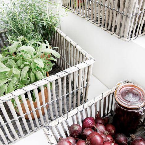 house doctor korb nest rectangular l nglich 3er set online kaufen emil paula. Black Bedroom Furniture Sets. Home Design Ideas