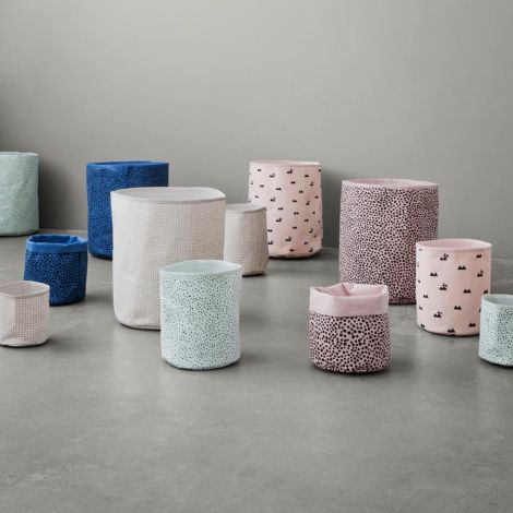 Schon Ferm LIVING Rose Billy Korb Small U2022