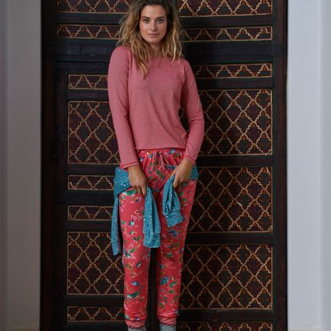 pip studio hose bobien birdy pink online kaufen emil paula. Black Bedroom Furniture Sets. Home Design Ideas