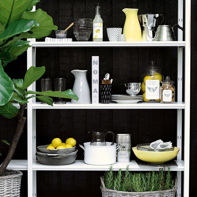 greengate keramik krug ohne griff joyce yellow online kaufen emil paula. Black Bedroom Furniture Sets. Home Design Ideas