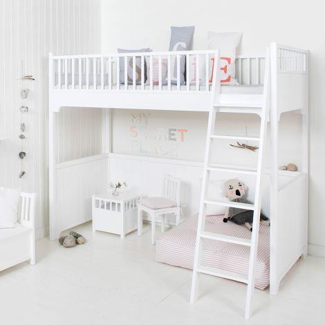 Oliver Furniture Hochbett Seaside  Sofort Lieferbar!