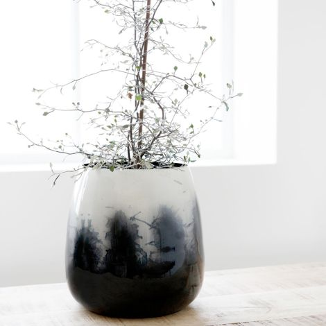 house doctor vase blumentopf effects online kaufen emil paula. Black Bedroom Furniture Sets. Home Design Ideas