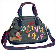 Spiegelburg Bowling-Bag Olivia & Fifi