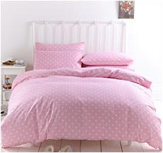 Cath Kidston Bettwäsche Spot Pink