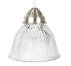 IB LAURSEN Lampe Glasschirm