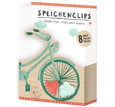 """Spiegelburg Speichenclips """"I Love My Bike"""" 8 Stk."""