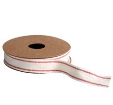 IB LAURSEN Band Rot/Weiß