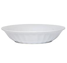 IB LAURSEN Suppenteller Mynte Pure White