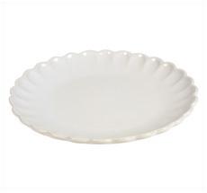 IB LAURSEN Mynte Dessertteller Pure White