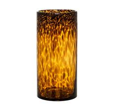 Bloomingville Vase Amber/Black
