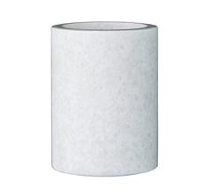 Bloomingville Marmor-Zahnbürstenbecher Weiß