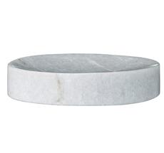 Bloomingville Marmor-Seifenschale Weiß