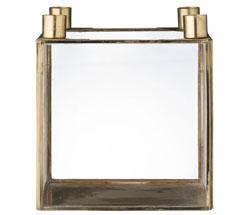 Bloomingville Kerzenhalter 4 Kerzen Gold