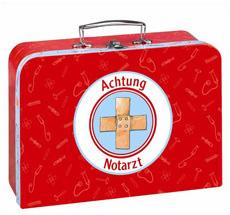 Spiegelburg Arztkoffer Achtung Notarzt