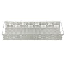 ferm LIVING Metal Tray - Grey - Small