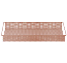 ferm LIVING Metal Tray - Rose - Small