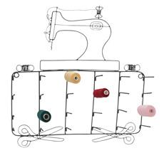 Krasilnikoff Nostalgic Noteboard Sewingmachine