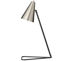 Bloomingville Tischlampe Schwarz/Silber