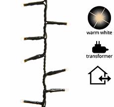 Kaemingk LED Lichterkette Grün Outdoor/Indoor 22,5m