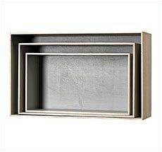 Bloomingville Large Storage Boxes Wood / Grey