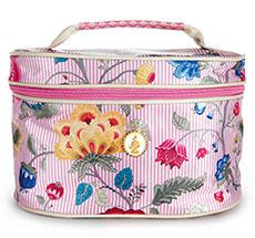 PIP Studio Großer Kosmetikkoffer Fantasy & Bloomingtales Pink