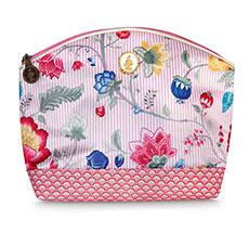 PIP Studio Kosmetiktasche Medium Fantasy & Bloomingtales Pink
