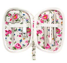 Cath Kidston Maniküre-Set Bramley Spring Bright Pink