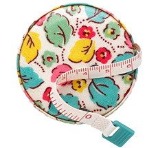 Cath Kidston Maßband Little Leaves Bright