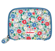 Cath Kidston Reise-Nähset Meadow Ditsy Dusty Blue