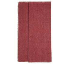 IB LAURSEN Tischläufer Rot