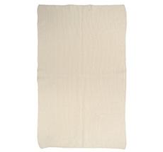 IB LAURSEN Handtuch Creme