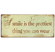 IB LAURSEN Magnet A smile is the prettiest thing you can wear