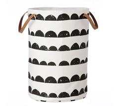 Ferm Living Half Moon Laundry Basket