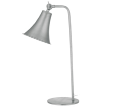Bahne & Co. Tischlampe Zink
