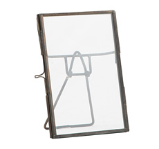 IB LAURSEN Fotorahmen Metall 10x15