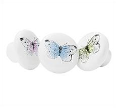Miss Étoile Knob Butterfly