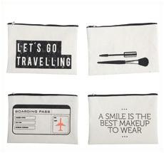 House Doctor Makeup Bag