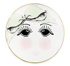 Miss Étoile Porzellan Teller Open Eyes