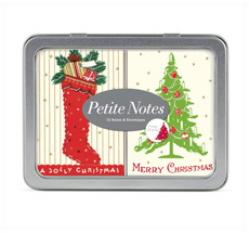 Cavallini Petite Notes Vintage Christmas