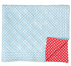 GreenGate Quilt Star Pale Blue