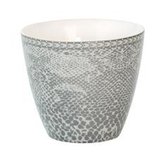 GreenGate Gobelet Latte Cup Alli Warm Grey