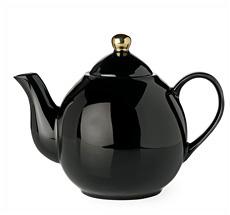 Miss Étoile Tee-/Kaffeekanne Black & Gold