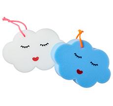Rice Body-Schwamm in Wolkenform
