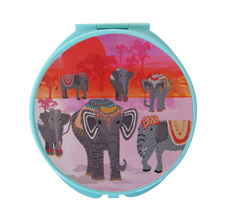 Disaster Designs Schminkspiegel Collective Noun Elephant