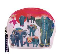 Disaster Designs Make-Up-Täschchen Collective Noun Elephant