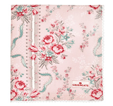 GreenGate Stoff-Serviette Betty Pale Pink