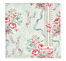 GreenGate Stoff-Serviette Betty Mint